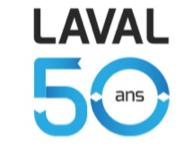 Laval 50 ans