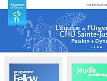 Urgence CHU Sainte-Justine